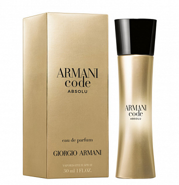 Code Giorgio Pour Armani Absolu Femme Купить 4R5jLq3A
