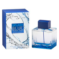 Banderas Blue Seduction For Men Splash