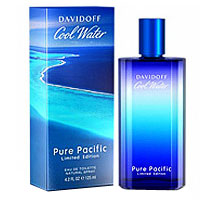 Davidoff Cool Water Summer Pure Pacific Men