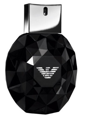 Armani Emporio Diamonds Black Carat for Her