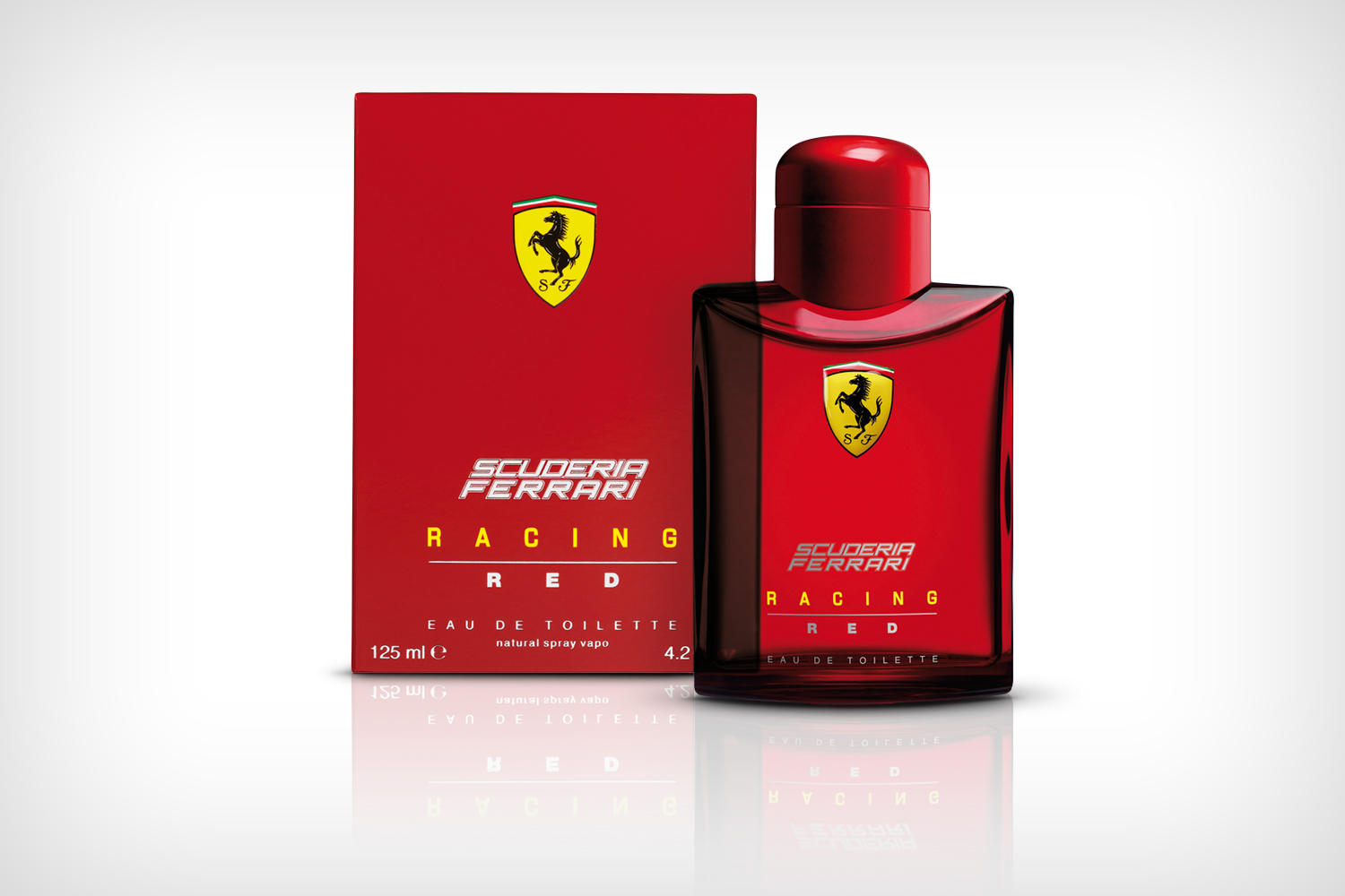 Ferrari Red Racing