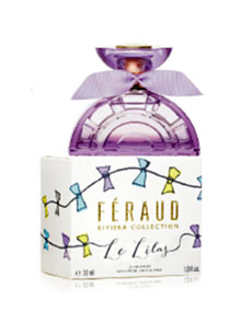 Louis Feraud Riviera Collection Le Lilas