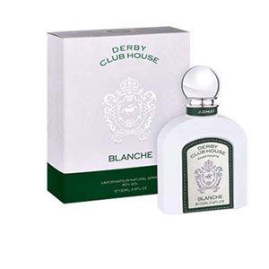 Sterling Parfums Derby Club House Blanche