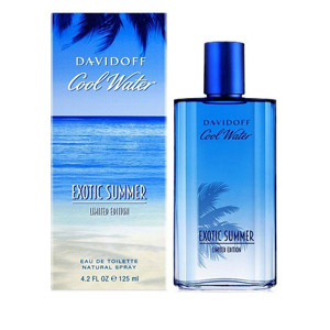 Davidoff Cool Water Exotic Summer Pour Homme