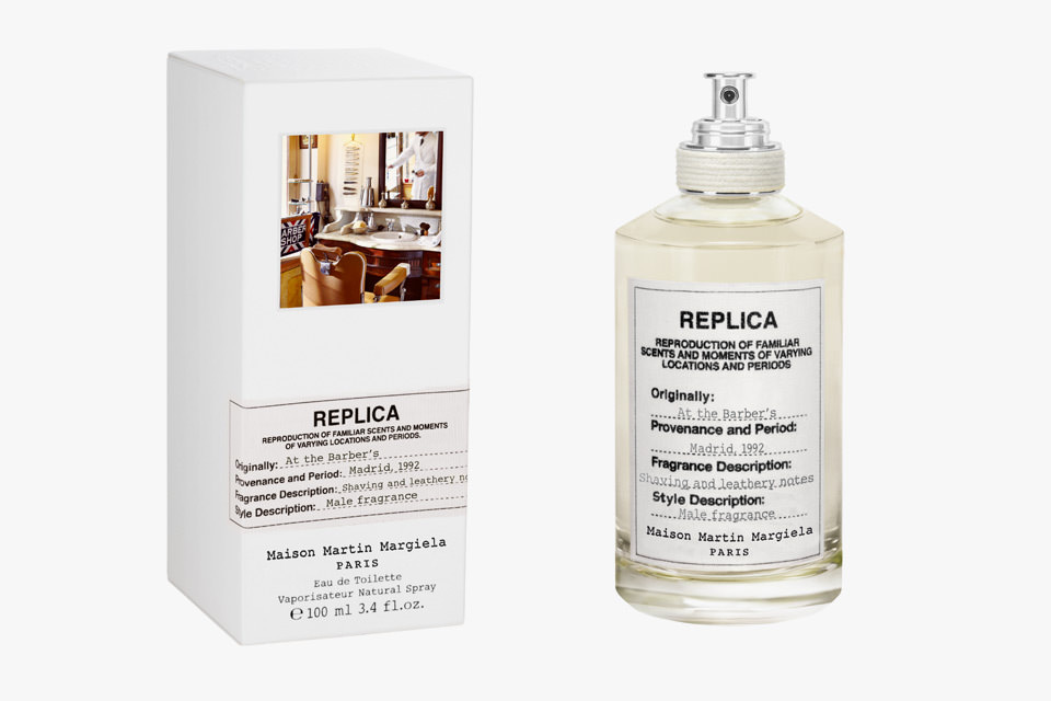 Maison Martin Margiela Replica At the Barber`s