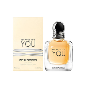 Giorgio Armani Emporio Armani Because It s You