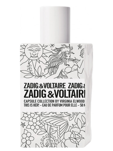 Zadig et Voltaire Capsule Collection This Is Her