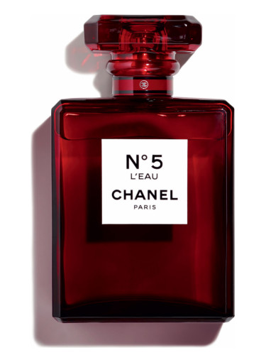 Chanel № 5 L eau Red Edition