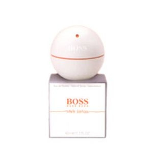 HB Boss In Motion White Edition